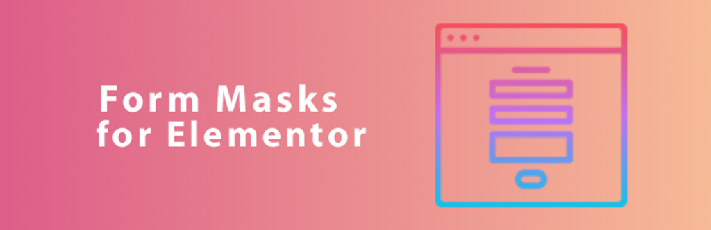 How to add a mask to the Elementor form [PLUGIN FREE]